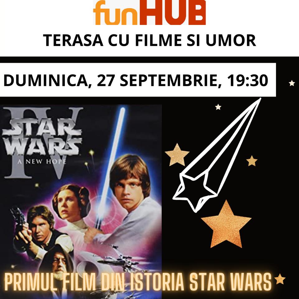 27.09.2020, ora 19:30,  STAR WARS IV